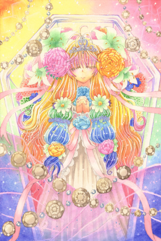 色彩姫の棺