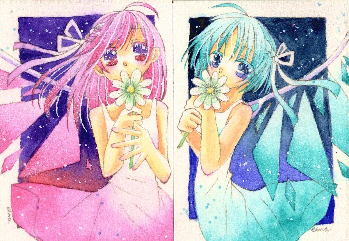 色彩の少女